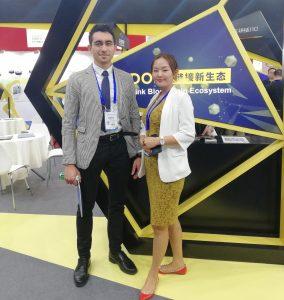 Aivars Lipenitis | China Hi-Tech izstāde