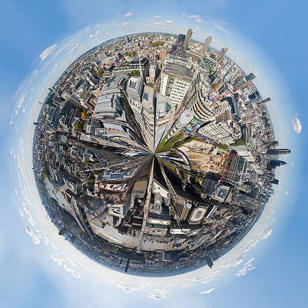 London-centric world